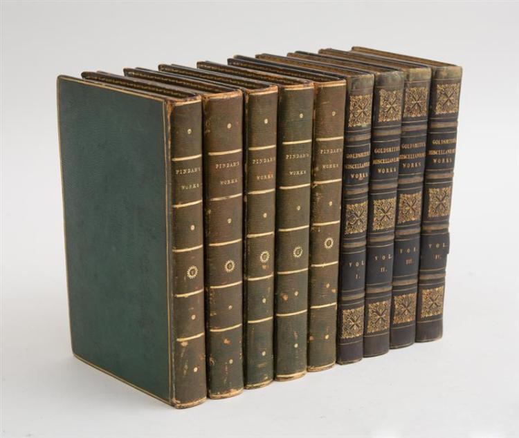 PETER PINDAR, THE WORKS, 5 VOLUMES