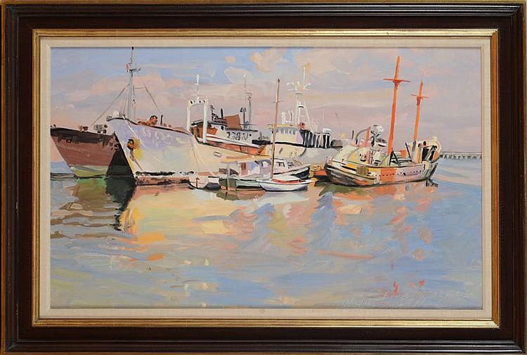 George Nick (b. 1927): Banga Export Boston