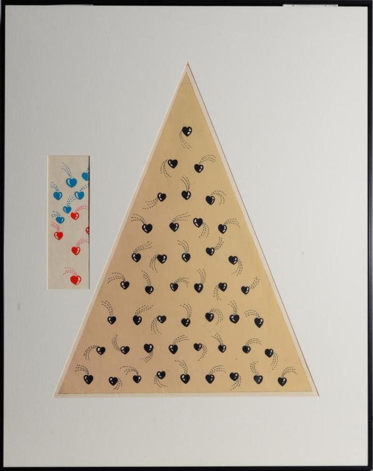 ANTONIO LOPEZ (1943-1988): HEART DESIGN