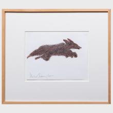 Merce Cunningham (1919-2009): Untitled (Jumping Rabbit)