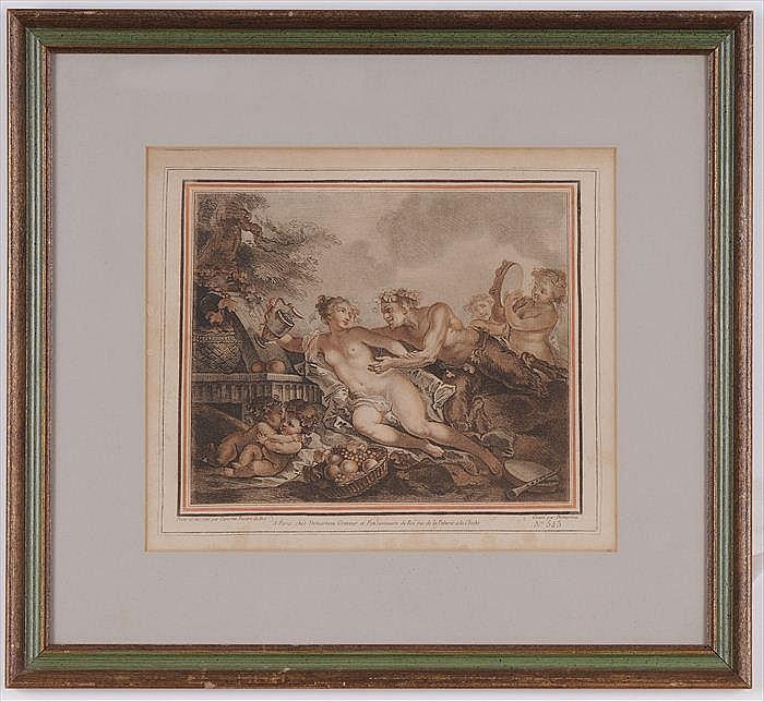 DEMARTEAU, GILLES II (1750 - 1802):
