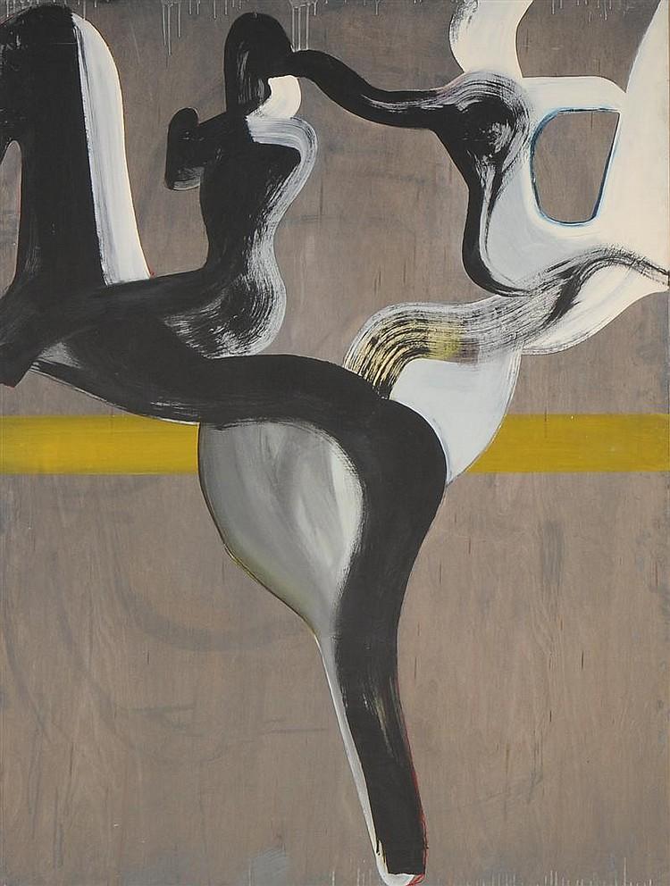 SCOTT KILGOUR (b. 1960): SCYTHIAN HORSEMAN, NEW YORK