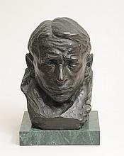 BERTHOLD NEBEL (1889-1964): HEAD OF KAFKA