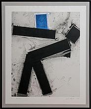 JOEL SHAPIRO (1941): UNTITLED, FOR JAZZ AT LINCOLN CENTER