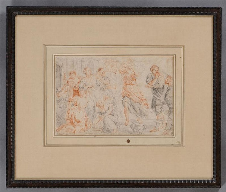 EUROPEAN SCHOOL: ACHILLES AMONG THE DAUGHTERS OF LYKOMEDES