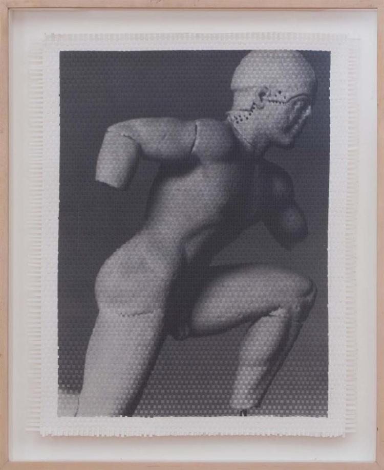 FERNANDO BENGOECHEA (1965-2004): HELLENIC RUNNING MAN