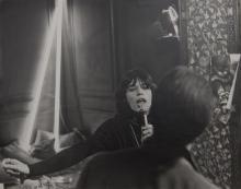 20TH CENTURY SCHOOL: MICK JAGGER: THREE PHOTOGRAPHS FROM 'PERFORMANCE'