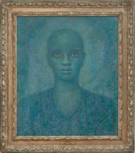 20th Century School: Lady in Blue