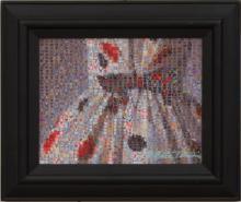 Eric Telchin (b.1978): Untitled (Hearts)