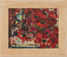 Abraham Binder (1906-2001): Poppies