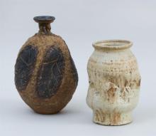 Studio Pottery, Two Vases