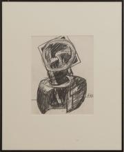 Seymour Lipton (1903-1986): Untitled; and Untitled