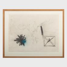 Friedrich G. Scheuer (b. 1936): Untitled