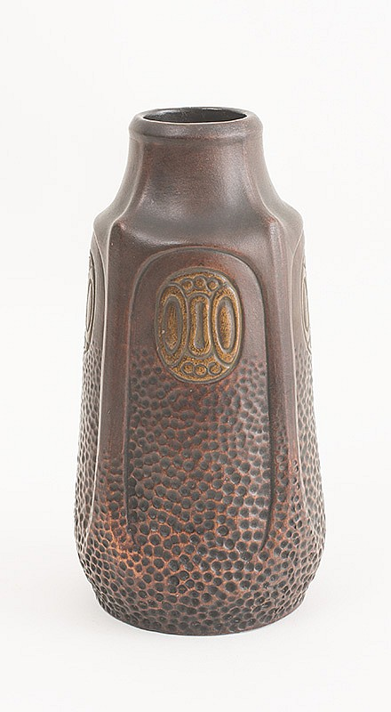 Bretby Pottery Clanta Vase