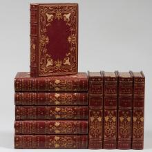 DE MUSSET, Alfred (1810-1857). The Complete Writings of Alfred de Musset. New York: Edwin C. Hill Company, 1905.
