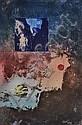 MIKULAS KRAVJANSKY (b. 1928): UNTITLED (SPACE ODYSSEY), Mikulas Kravjansky , Click for value