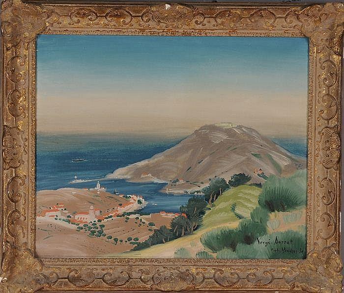 HENRI VERGE-SARRAT (1880-1966):