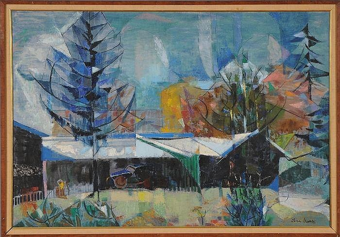 LENA GURR (1997-1992): THE SHED