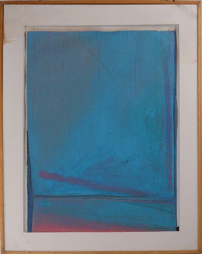 Herb Jackson (American, b. 1945): Untitled Drawing P123