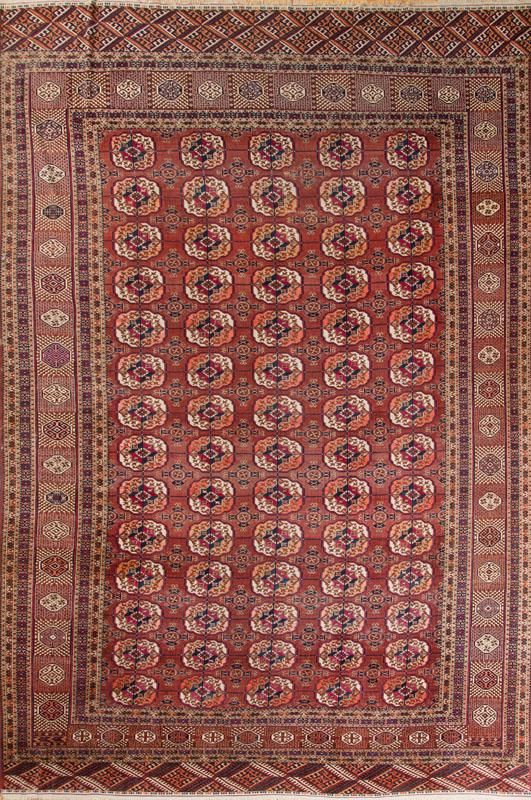 TEKKE TURCOMAN CARPET