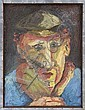 Peter Dean (American, 1934-1993): Old Man, Peter Dean, Click for value