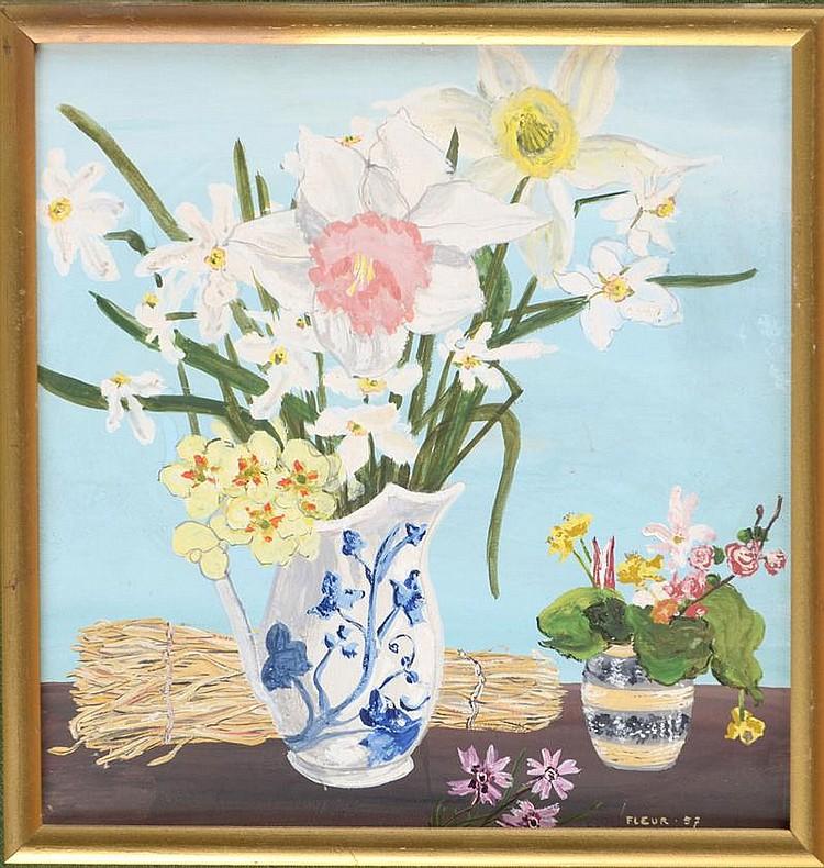 Fleur Cowles (British/American, 1908-2009):