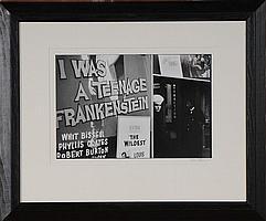 FRANK PAULIN (b. 1926): TIMES SQUARE, NY, 1957