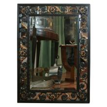 French  Art Deco Mirror attributed to POILLERAT