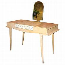 A Rare Art Deco Vanity by MAXIME OLD (1910-1991)