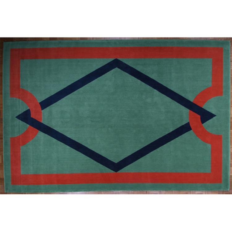 Andre Arbus Art Deco Rug