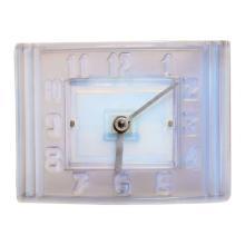 Léon Hatot (ATO) Opalescent Glass Mantle Clock