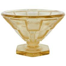 Art Deco Large and Important Daum Nancy Vase