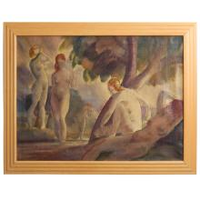 Bathing Nudes, 1938