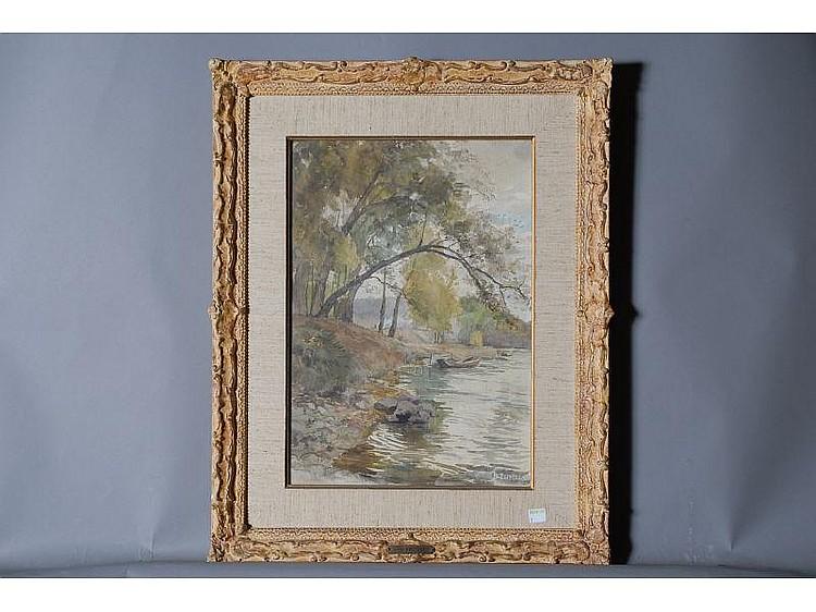 EMILE ALOIS BRESSLER (SWISS, 1886-1966)
