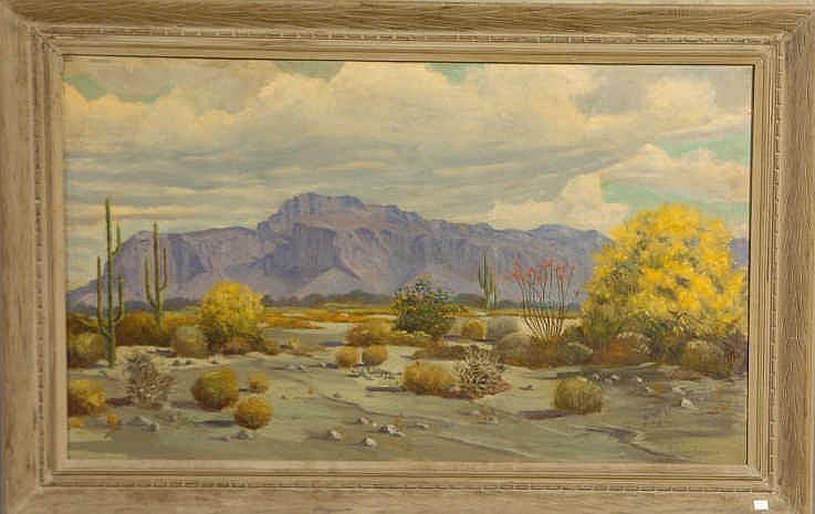 ROSCOE LLOYD BABCOCK (AMERICAN, 1897-1981)