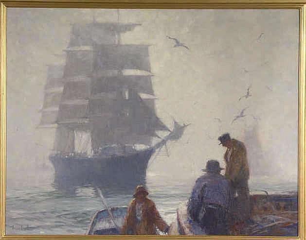 GORDON GRANT (AMERICAN, 1875 - 1962).