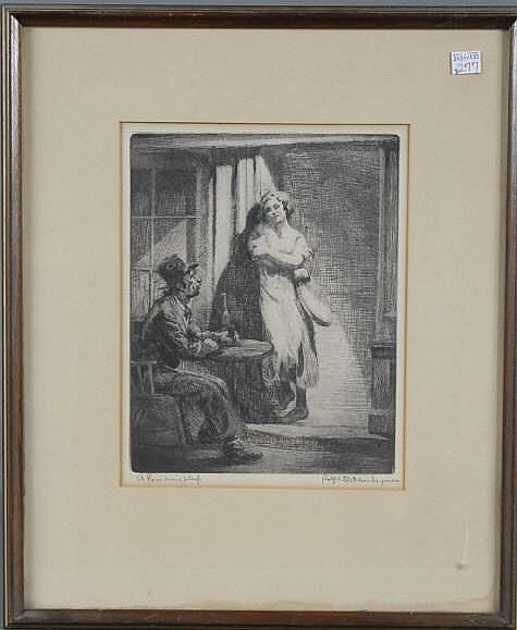RALPH FLETCHER SEYMOUR (b.1876)