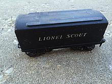 Lionel Scout Train Car