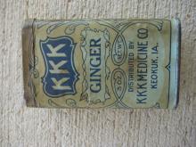 KKK Ginger Can