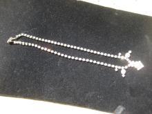 Rhinestone Necklace, Smart Set
