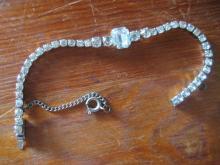 Rhinestone Bracelet, Nice