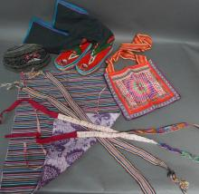 Vintage Textiles from Tibet & Nepal