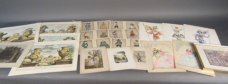 Collection of 20 Prints