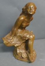 Composition Figural Sculpture