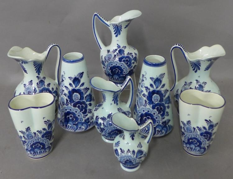 Delft Holland Hand Painted Porcelain