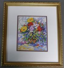 Limited Edition Signed Seriolithograph