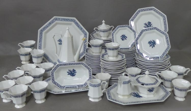 Independence Ironstone Dinnerware for 14 Plus