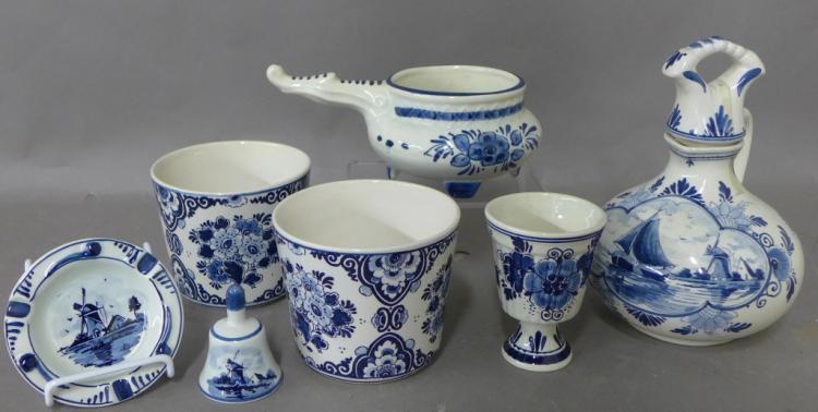 Delft Blauw Holland Porcelain