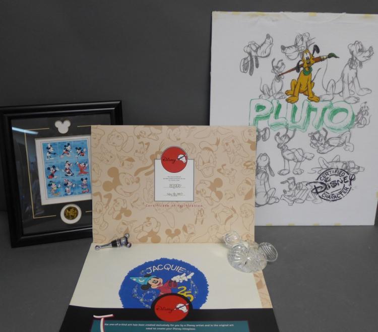 Disney Memorabilia and Collectibles