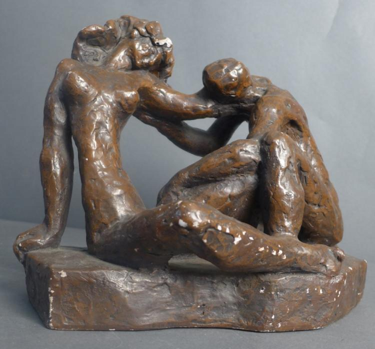 Austin Productions Sculpture of Lovers